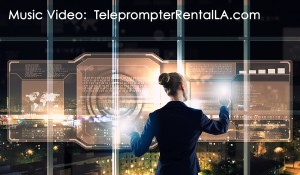 Teleprompter Rental Hollywood