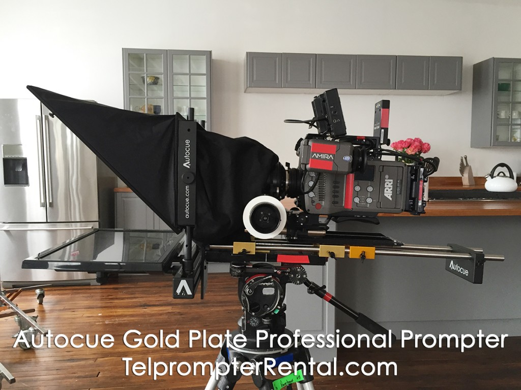 Autocue Teleprompter at TeleprompterRental.com