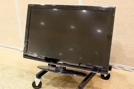 Image of a down stage monitor or A Confidence Monitor rigged for stage placement