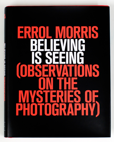 Image of Errol Morris psoter