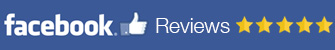 Facebook 5 star reviews icon