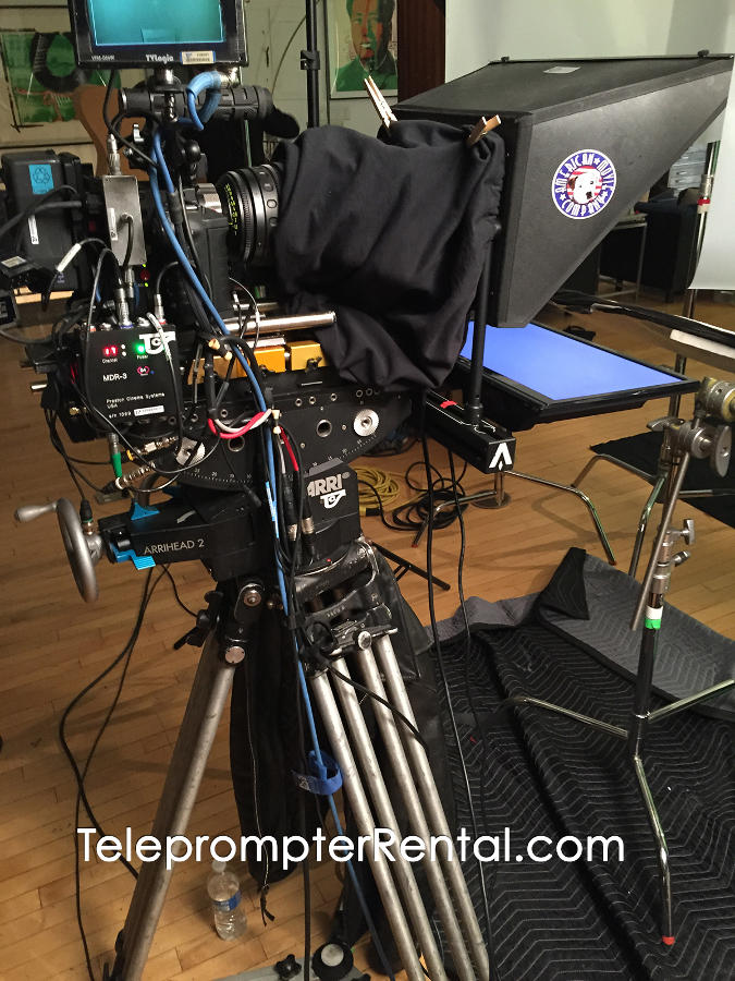 Teleprompter Rental and 7 Deadly Sins