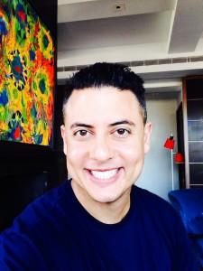 Michael Gonzalez, Teleprompter Operator