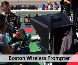 Boston Wireless Prompter