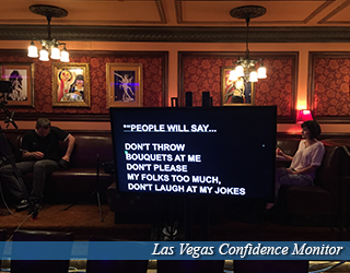 Las Vegas Confidence Monitor aka Rock N' Roll Monitor