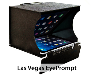 Las Vegas EyePrompt unit