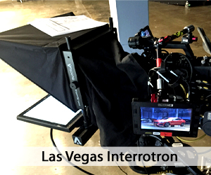 Las Vegas Interrotron unit