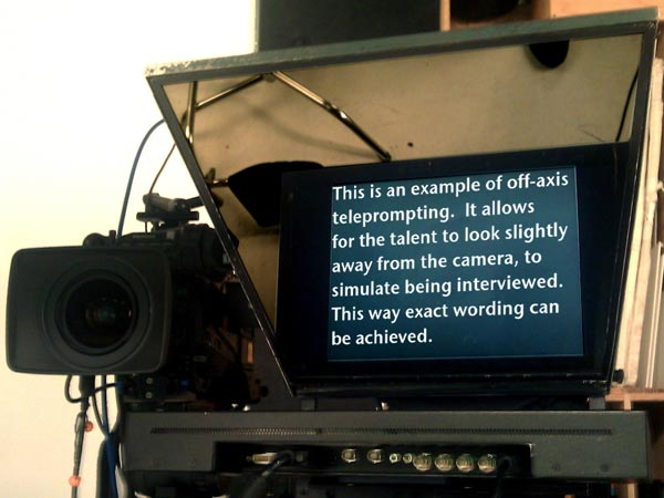 Teleprompter Rental San Francisco