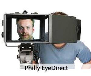 EyeDirect - man on screen - Philly