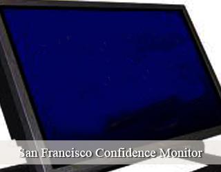 Confidence Monitor unit - San Francisco