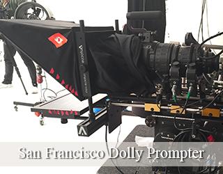 Dolly Prompter unit - San Francisco