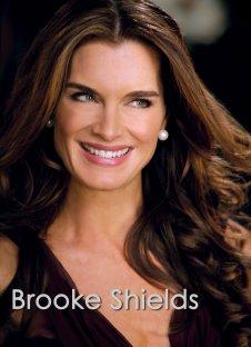 Teleprompter Gig – Brooke Shields