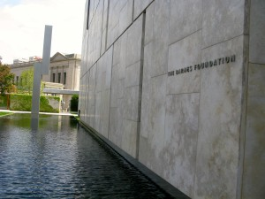 The Barnes Foundation - Entrance