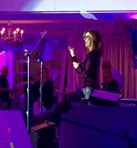 Alexis Kashar at NAD -BREAK THROUGH AWARDS GALA