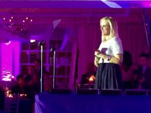 Marlee Matlin at NAD Break Through Awards Gala