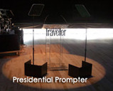 Presidential Prompter Rentals