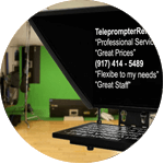1 - Teleprompter