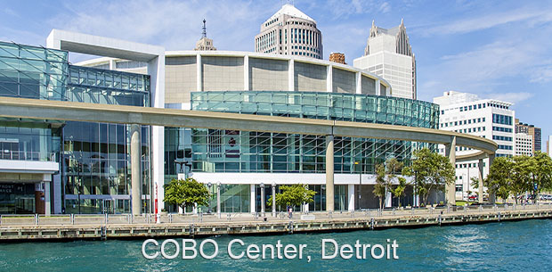Cobo Center Building - Detroit