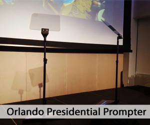Presidential Teleprompter unit - Orlando