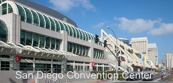 San Diego Convention Center building exterior