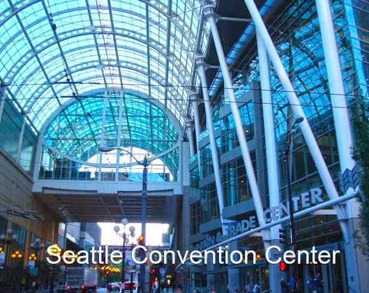 Seattle Convention Center interior