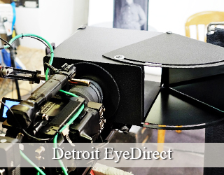 EyeDirect device - Detroit