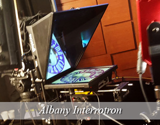 Interrotron unit setup - Albany