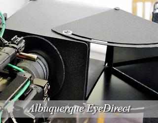EyeDirect setup - Albuquerque