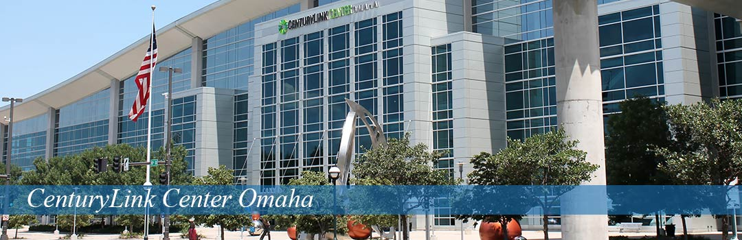 CenturyLink Convention Center building