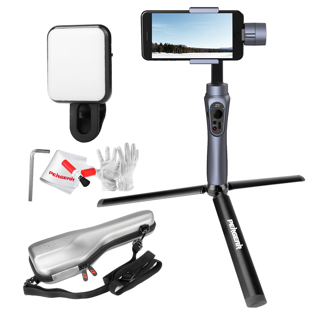 Light Stand Gimbal: In Stock Zhiyun Smooth Q 3-Axis Handheld Gimbal Stabilizer