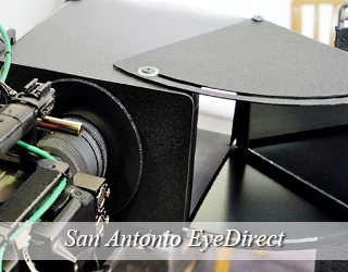 EyeDirect device - San Antonio