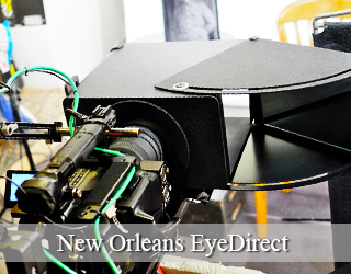 New Orleans EyeDirect unit