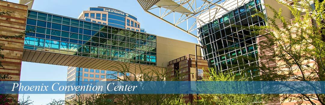 Phoenix Convention Center building exterior