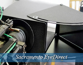 EyeDirect unit - Sacramento