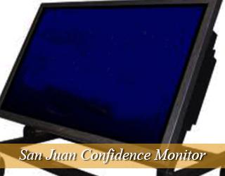 Confidence Monitor unit - San Juan, Puerto Rico