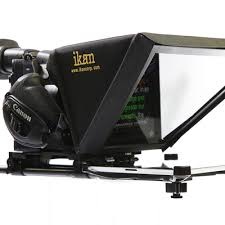 Ikan Teleprompter unit