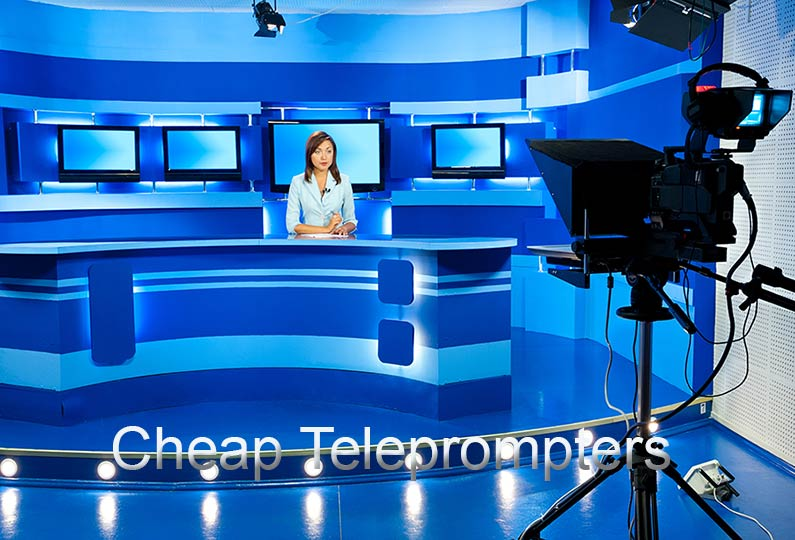 Cheap Teleprompter Rentals