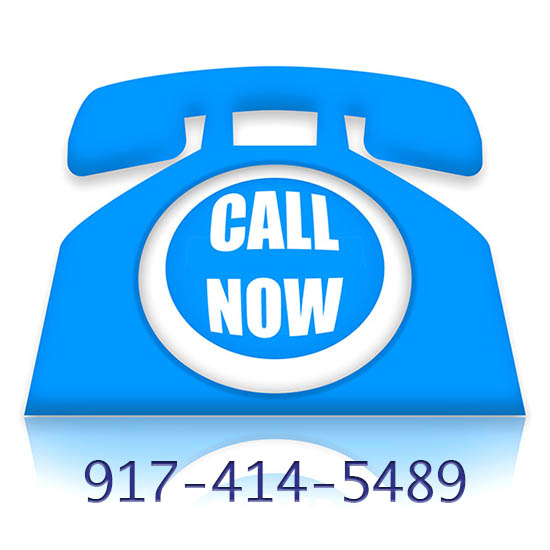 Blue Call Now Phone