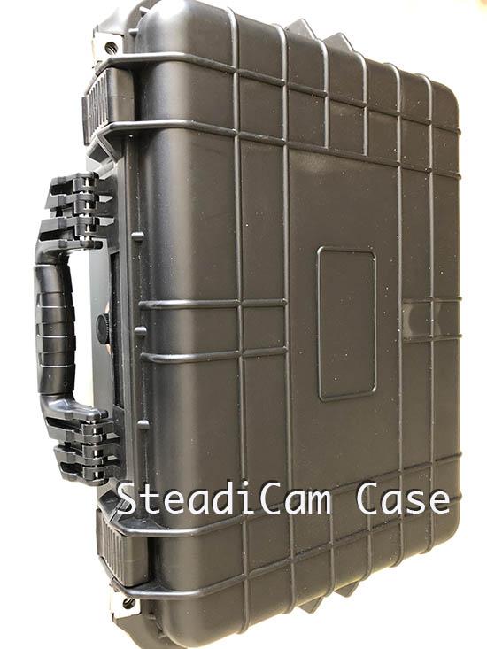 Wireless SteadiCam Teleprompter - Steadicam case