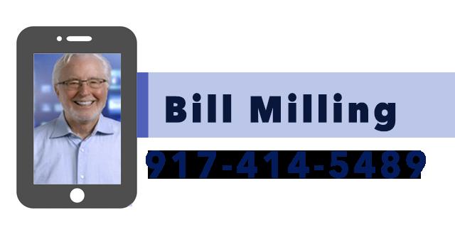 Bill Milling - 917-414-5489
