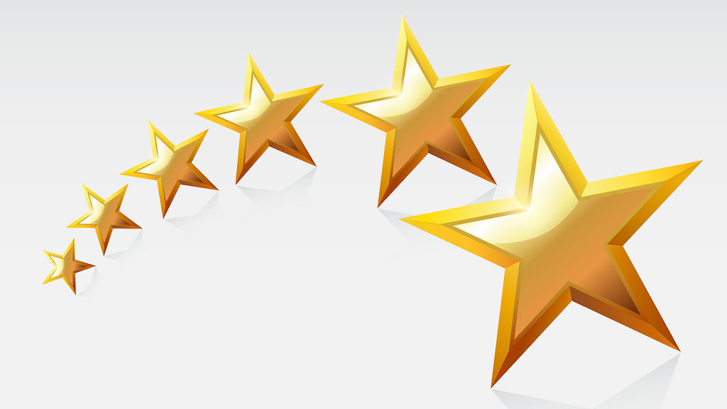 Five Star Client Review