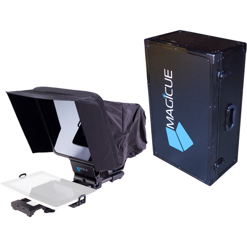MagiCue IPad Teleprompter for WebCasting